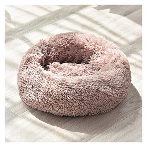 Almohadilla térmica para mascotas VIP Link - Dog Long Llush Dounts Camas...