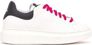 Gaelle Sneaker Donna GBDA1725 Bianca Pelle PE20