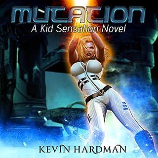 Mutation audiobook cover art
