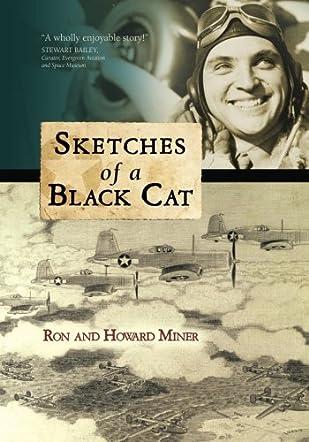 Sketches of a Black Cat