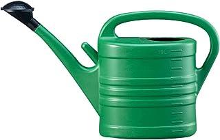 Cutowin - Regadera de plástico para jardín, 5 L, ideal para interiores y exteriores, peso ligero
