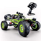 GizmoVine Ferngesteuertes Auto ,1:12 Elektro RC Auto RTR RC Off-Road Buggy Hohe Geschwindigkeit4WD 2,4 Ghz Wasserdicht Monstertruck Truggy für Kinder und Erwachsene