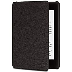 top 10 nook ereader covers Kindle Paperwhite Leather Sleeve (10th Generation-2018)