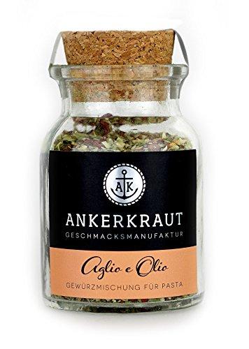 Ankerkraut Aglio e Olio, 50g im Korkenglas