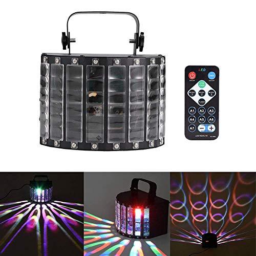 Luces Discoteca, Bola de Luces Discoteca Giratoria para Fiestas Iluminación de Escenarios de Escenarios, Eventos Cumpleaños, Fiesta, Bar, Navidad, Bodas