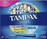 Tampax Pearl Plastic Tampons, Multipack,...