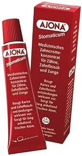 12x Ajona Stomaticum Toothpaste 25ml (12x 25ml) by Ajona