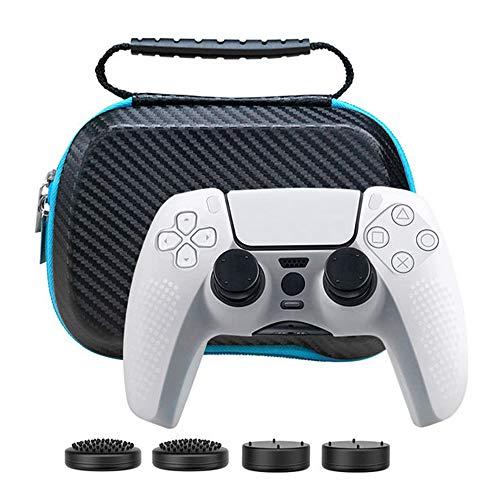 DALADA Funda de silicona antideslizante para mando de PS5, accesorios para Play Station 5
