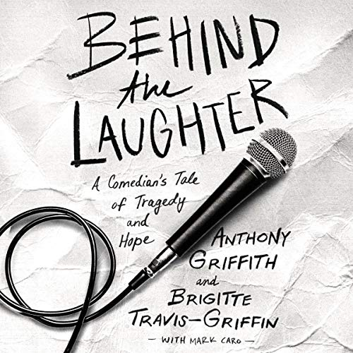 Behind the Laughter audiobook cover art