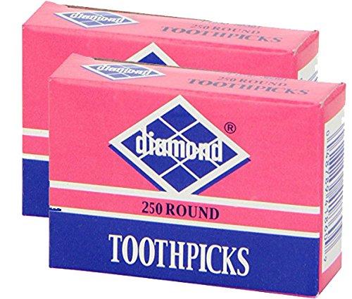 Diamond Toothpicks