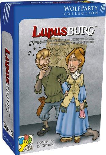 ABACUSSPIELE 69271 - Lupusburg, Kartenspiel