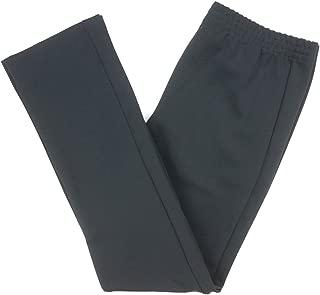 Faith Connexion New $320 Black Front Seam Track Jogger Sweatpants Size L