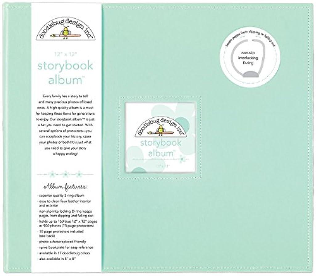 DOODLEBUG 5722 Storybook Album 12