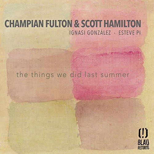 Champian Fulton & スコット・ハミルトン feat. Ignasi González & Esteve Pi