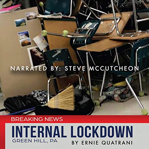 Internal Lockdown audiobook cover art