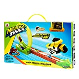 Curtis Toys Motorcycle Race Track Set for Kids