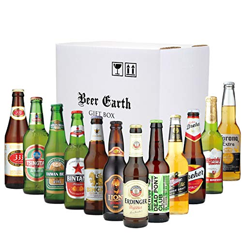 M・S・Cグループ BEER EARTH『世界のビール12本飲み比べギフトセット』