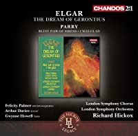 Elgar/ Parry: I Was Glad | Dream Of Gerontius [Richard Hickox] [Chandos: CHAN 241-46] by Felicity Palmer (2013-07-04)
