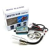 heinmo 35W motocicleta HID faros Kit H6M H4BA20D Bi-Xenon Hi/lo luz bombilla Kit Set