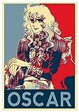 Instabuy Poster Die Rosen von Versailles Propaganda Oscar -