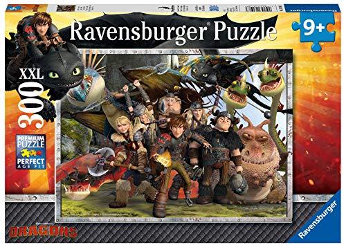 Dragons - Puzzle, 300 Piezas XXL (Ravensburger 13198 3)