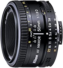 Best nikon 50mm 1.8 used Reviews