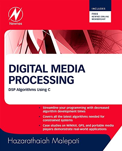 Compare Textbook Prices for Digital Media Processing: DSP Algorithms Using C 1 Edition ISBN 9781856176781 by Malepati, Hazarathaiah