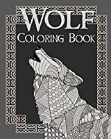 Wolf Coloring Book