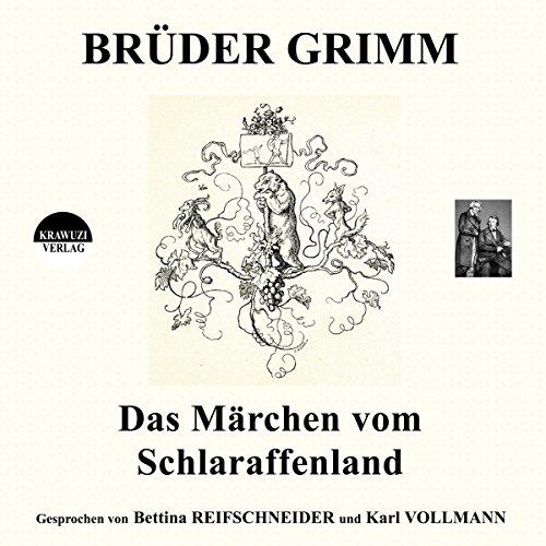 Das Märchen vom Schlaraffenland audiobook cover art