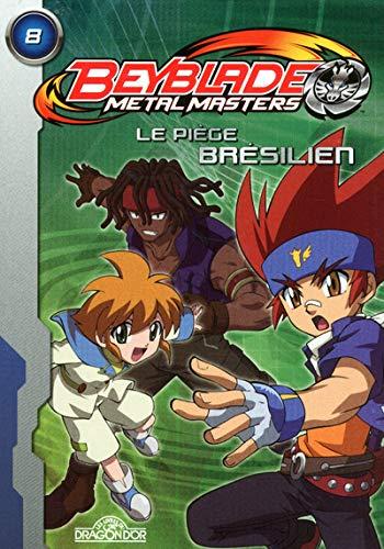METAL MASTERS 8 - LE PIEGE BRESILIEN
