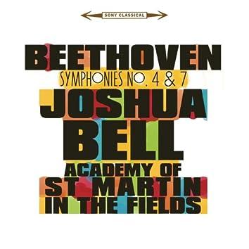 Beethoven: Symphonies Nos. 4 & 7