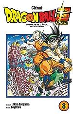 Dragon Ball Super - Tome 08 d'Akira Toriyama