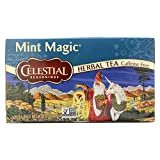 Celestial Seasonings Herb Tea Mint Magic -- 20 Tea Bags