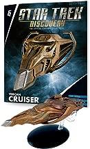 Eaglemoss Star Trek Discovery The Official Starships Collection #6: Vulcan Cruiser Ship Replica, Multicolor SEP182351