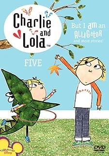 Charlie & Lola:V5-But I'm Alligator (DVD