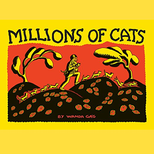 Millions of Cats audiobook cover art