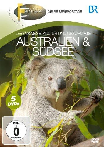Australien & Südsee [5 DVDs]