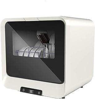 Liu Yu·casa creativa Lavavajillas Escritorio hogar Cocina Mini lavavajillas Independiente instalación Gratuita Lavado automático de Frutas