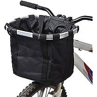 Lixada Bicycle Handlebar Basket