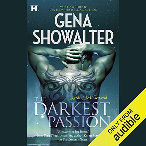 The Darkest Passion  By  cover art