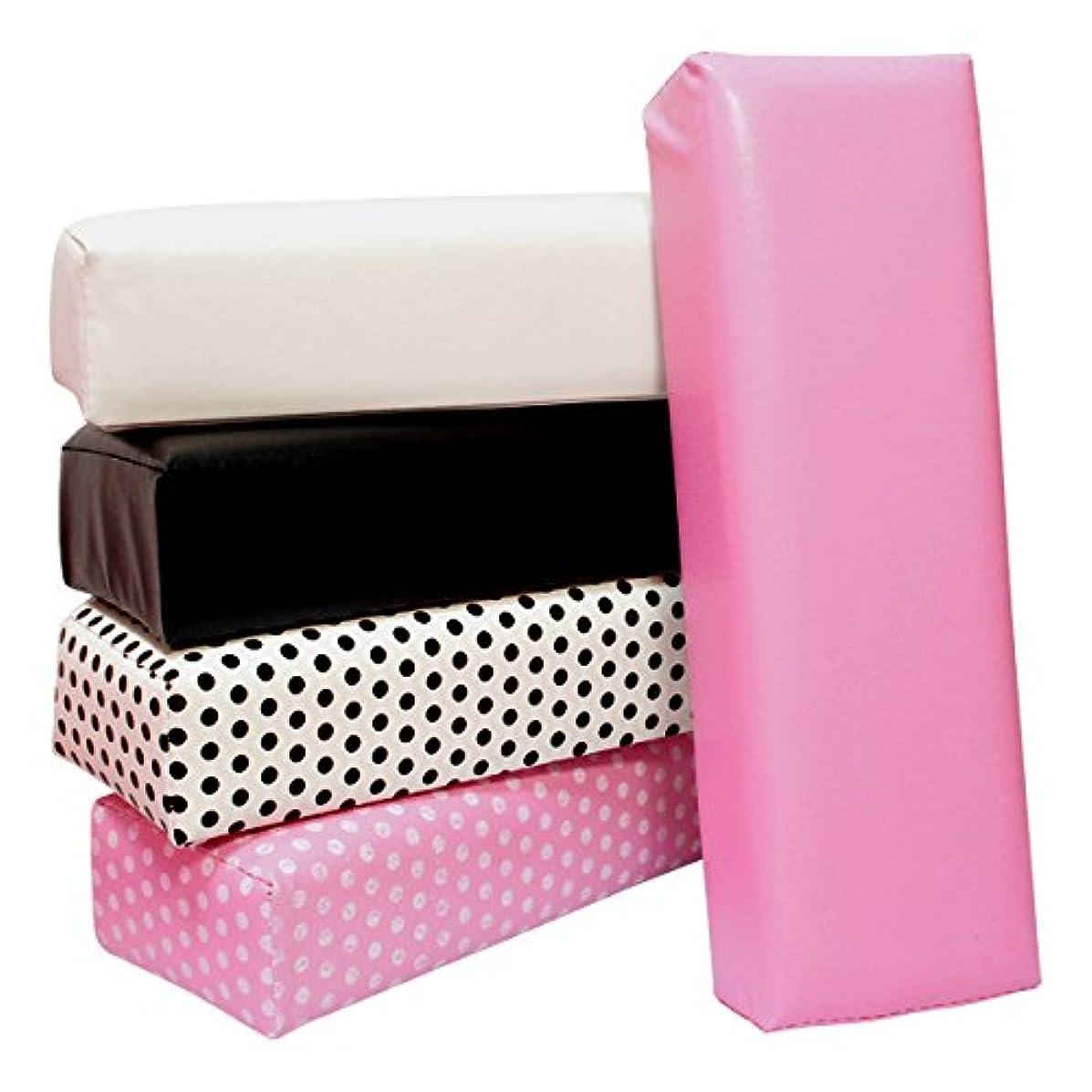 去るブランド名ウガンダアームレスト ネイル用 手の枕ピンク ネイルアート ハンドピロー ジェルネイルまくら 練習用にも