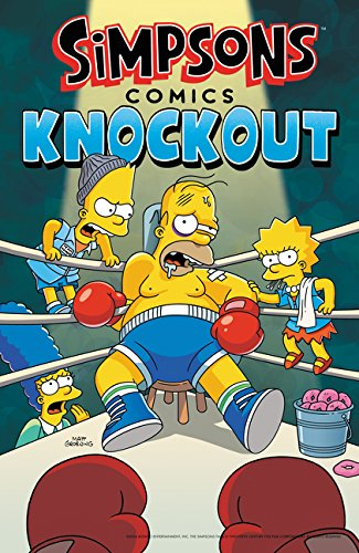 Simpsons Comics Knockout