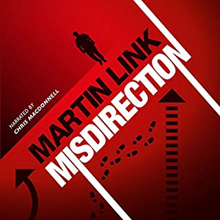 Misdirection audiobook cover art