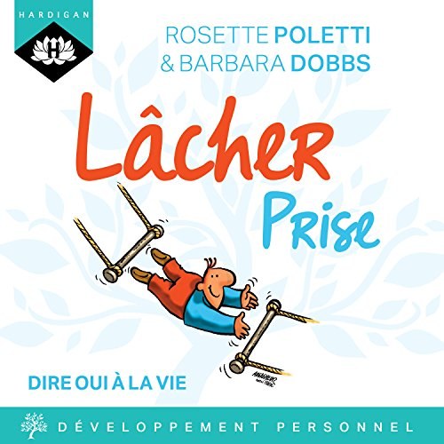 Lâcher prise audiobook cover art