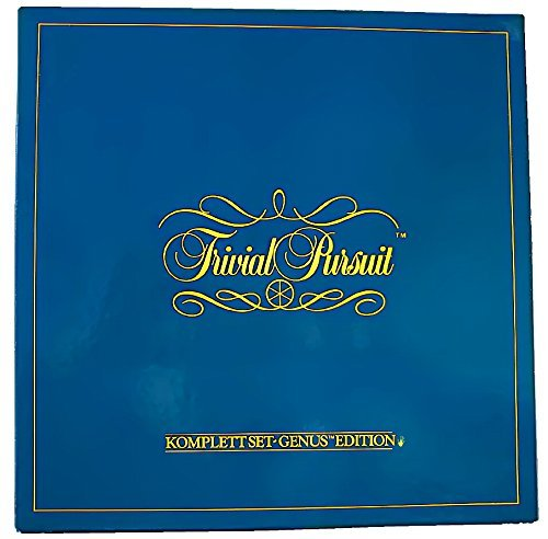 Trivial Pursuit Genus Edition - Parker