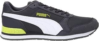 Puma Kids-Unisex ST Runner v2 NL Jr Castlerock White