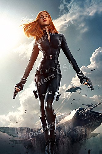 PRM586 Posters USA Marvel Black Widow 2020 Movie Poster Glossy Finish