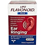 Lipo-Flavonoid Plus Unique Ear Health Formula, Caplets, 100 ct. by DSE Healthcare Solutions, LLC