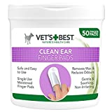 Vet's Best <span class='highlight'>Ear</span> Cleaning Pads <span class='highlight'>for</span> <span class='highlight'>Dogs</span> (Pack of 50)
