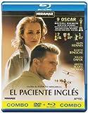 El Paciente Inglés (BD + DVD) (Blu-Ray) (Import) (2013) Ralph Fiennes; Antho